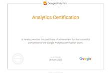 Google Analytics Course Certification in Jaipur